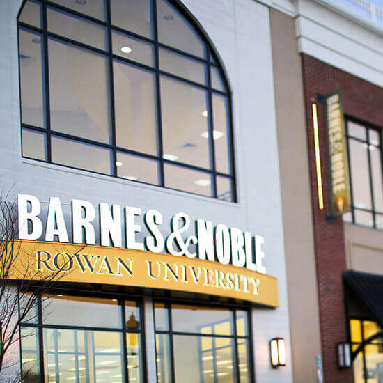 About Barnes & Noble College